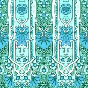 Okay Bouquet (blue/green)