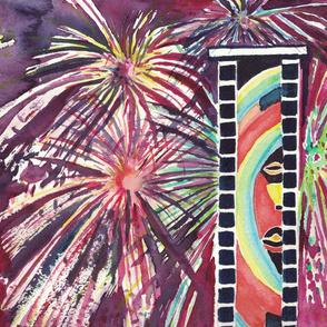 Fireworks___Rainbows