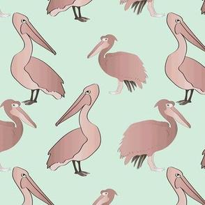 Debbie´s Pelican Minty