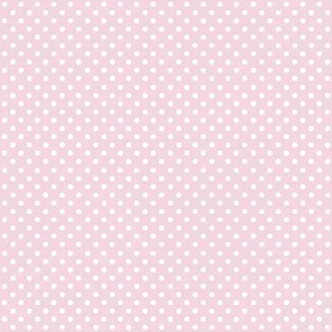 Spots on Pink Small fabric by woodmouse&bobbit on Spoonflower - custom fabric
