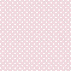 Spots on Pink Small
