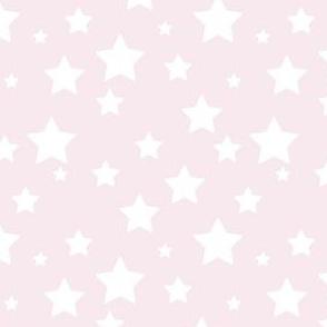 Baby Pink Stars
