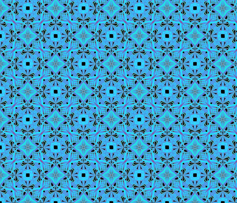 Fractal 181 fabric by anneostroff on Spoonflower - custom fabric