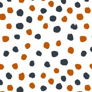 UT longhorns texas dots spots pattern print