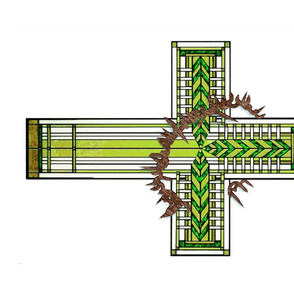 Celebration Cross; Lg