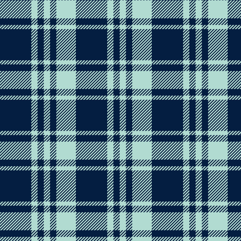 Happy Camper V6 Fall Plaid fabric by littlearrowdesign on Spoonflower - custom fabric