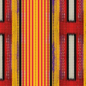 Grosgrain Circus (Red)
