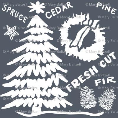Christmas fresh-cut