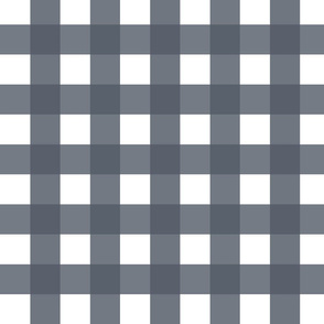 Buffalo Check Gray