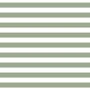 Cabana Stripes - Moss