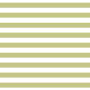 Cabana Stripes - Lichen