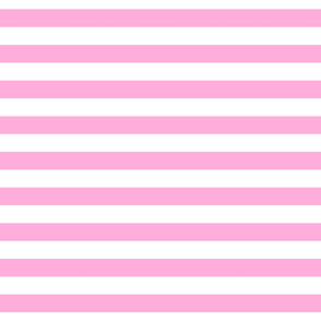 Cabana Stripes - Perfect Pink