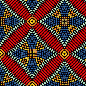 Bull's Eye Lattice