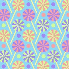 Lollipops and Gumdrops #SAGE SUMMER