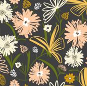 Darby - Boho Floral