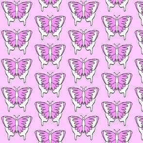 Butterfly 1- Purple