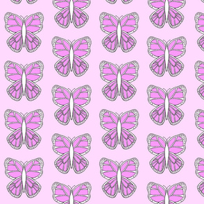 Butterfly 2- Purple