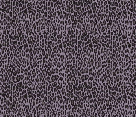 new recipe leopard print fabric by melvinopolis on Spoonflower - custom fabric