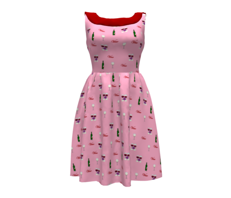 Wine_Fabric_Pink