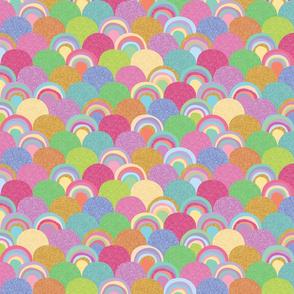 Land of Rainbows - medium scale