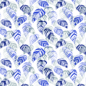 summer_leaves-blue