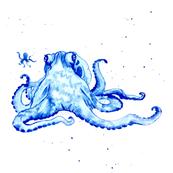 Indigo Octopus