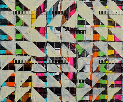 NY1203 Cream Triangles