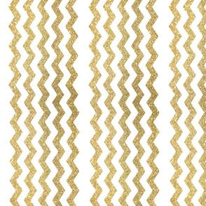 Soft Chevron Cloth Diaper Wrap