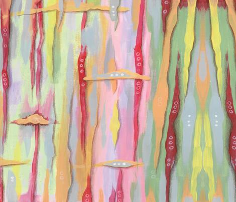 Stride Tie-dye by Diane Costanza Studio fabric by diane_costanza_studio on Spoonflower - custom fabric