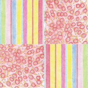 Candy Floral 4 by Diane Costanza Studio