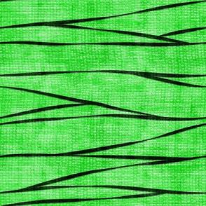 mummy gauze - green