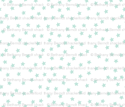 Twinkle_Stars_Yellow_Mint_on_white