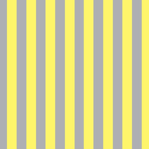Yellow and Gray Stripes