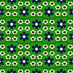 picnic humming flower_green