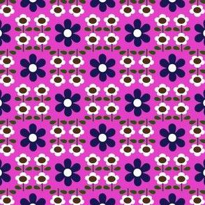 picnic humming flower_pink