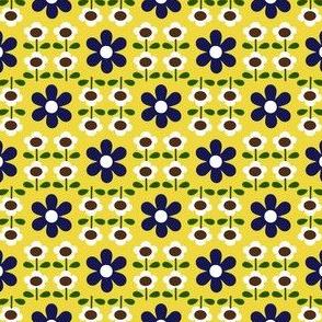 picnic humming flower_yellow