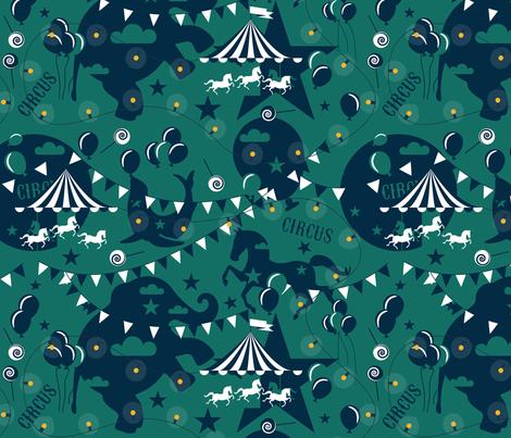 Big Dream fabric by caro-nika on Spoonflower - custom fabric