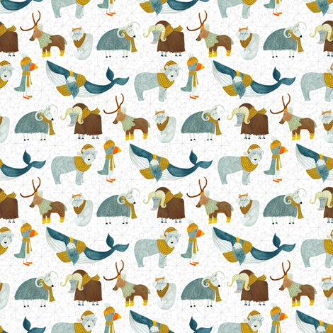 Rarctic-animals-challenge-x-spoonflower_shop_preview