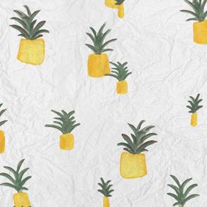 Pineapple Paper