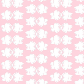 Bow 1- Light Pink
