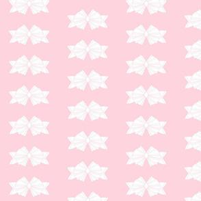Bow 2- Light Pink
