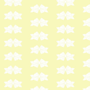 Bow 2- Light Yellow