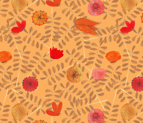 pattern #19 fabric by irenesilvino on Spoonflower - custom fabric
