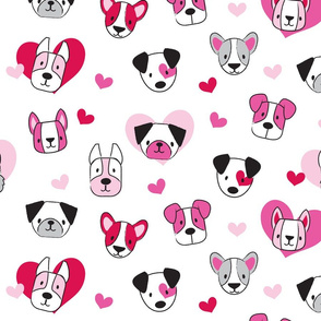 Luv Pups Pink