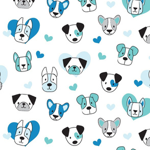 Luv Pups Blue