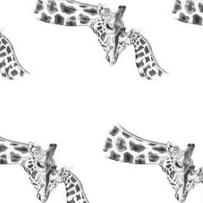 Giraffe Moment