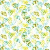 Summer_leaves-aqua_green_shop_thumb