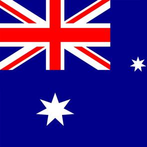 """Flag of Australia - (54""""x36"""")"""