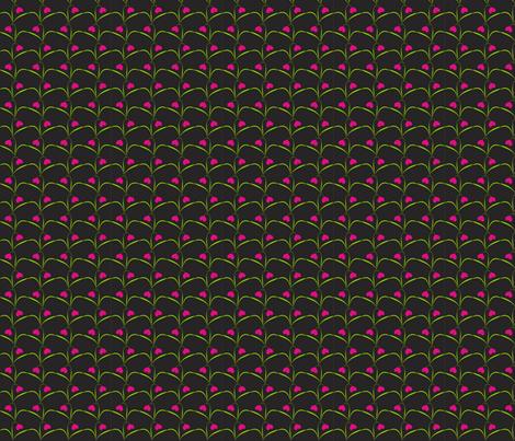 Sweethearts Meadow fabric by vivaeris_designs on Spoonflower - custom fabric
