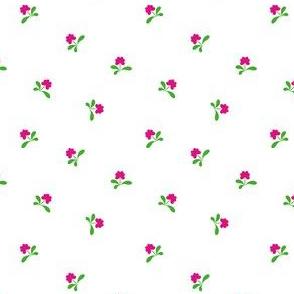 Sweetheart Posy Pink